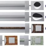 Bastoni in alluminio Cavagna