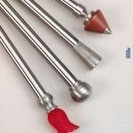 Bastoni in acciaio inox AG Line