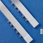 Profilati alluminio lucidi e satinati AG Line